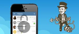 Безопасен ли телеграм